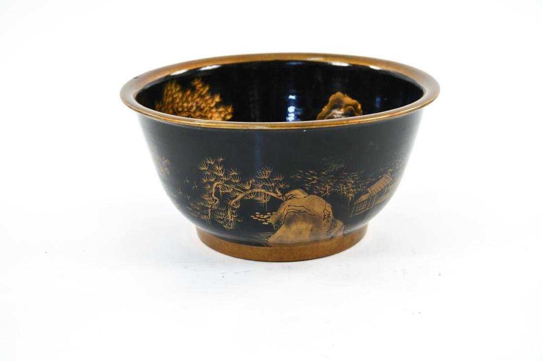 JAPANESE CERAMIC BOWL - 9