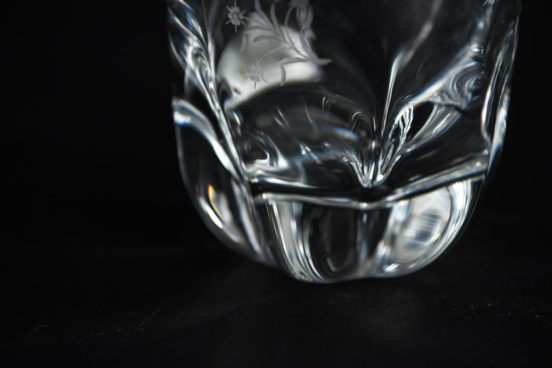 GLASS VASE AND BUCKET - 5