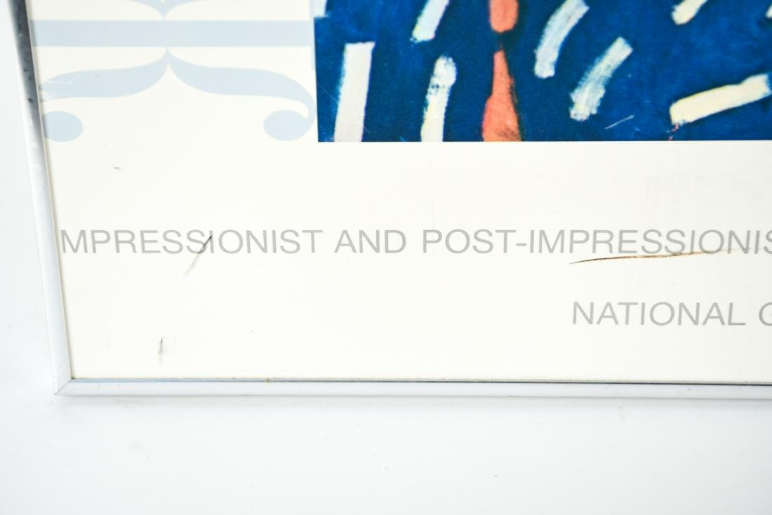 NATIONAL GALLERY OF ART 1973 MUSEUM POSTER - 6