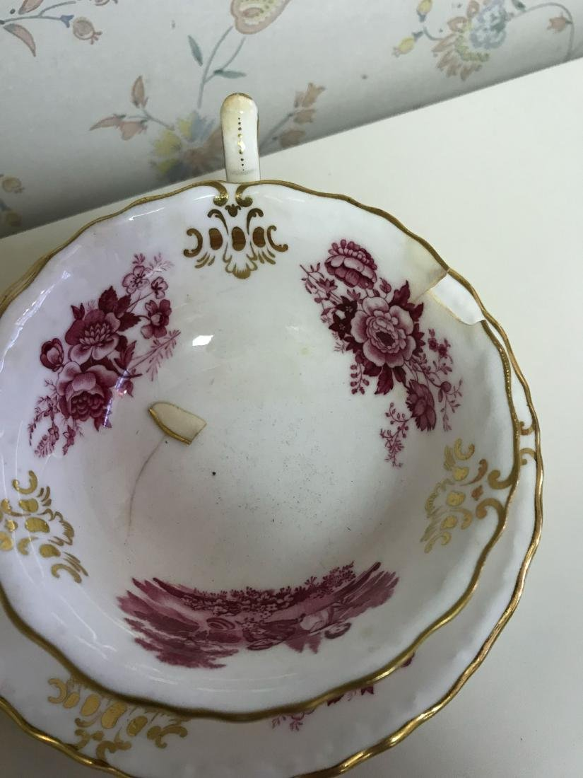 TIFFANY MINTONS PORCELAIN GROUPING - 3