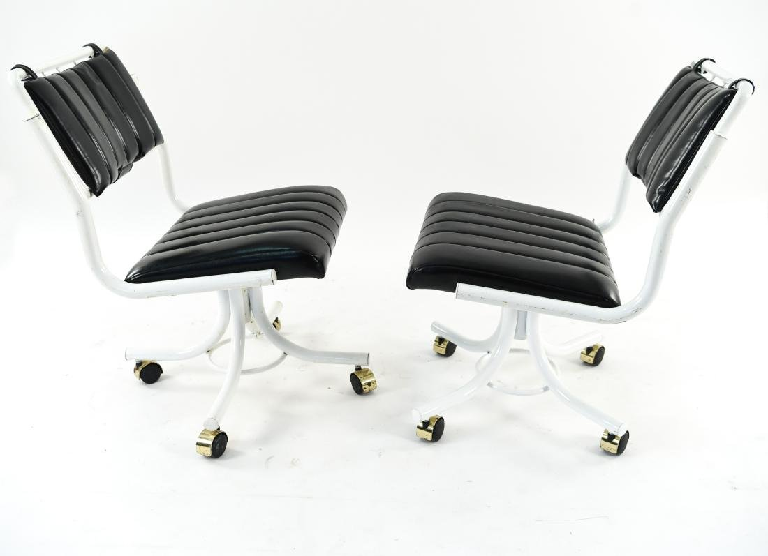 (4) PRECISION FURNITURE INC. ROLLING CHAIRS - 9