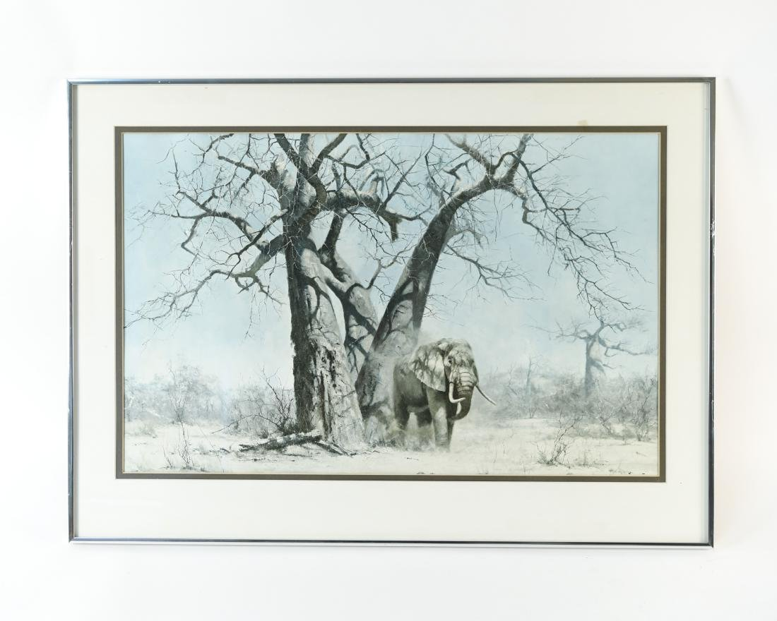 PHOTO PRINT OF ELEPHANTS