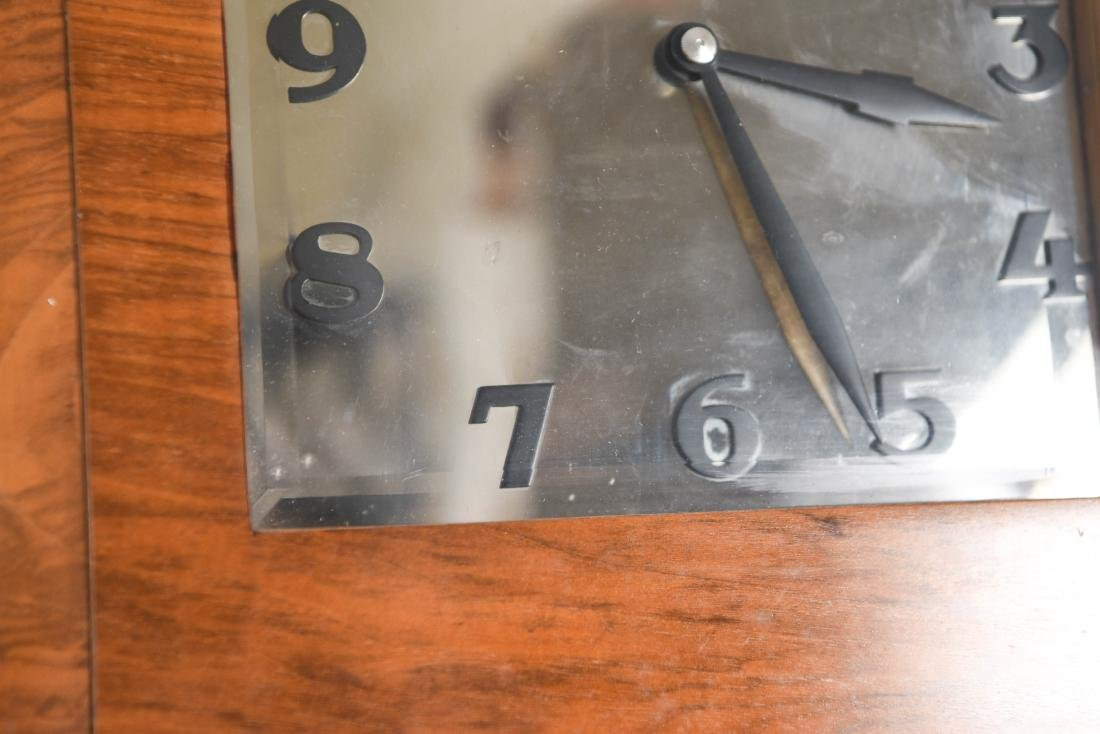 ART DECO GRANDFATHER CLOCK - 4