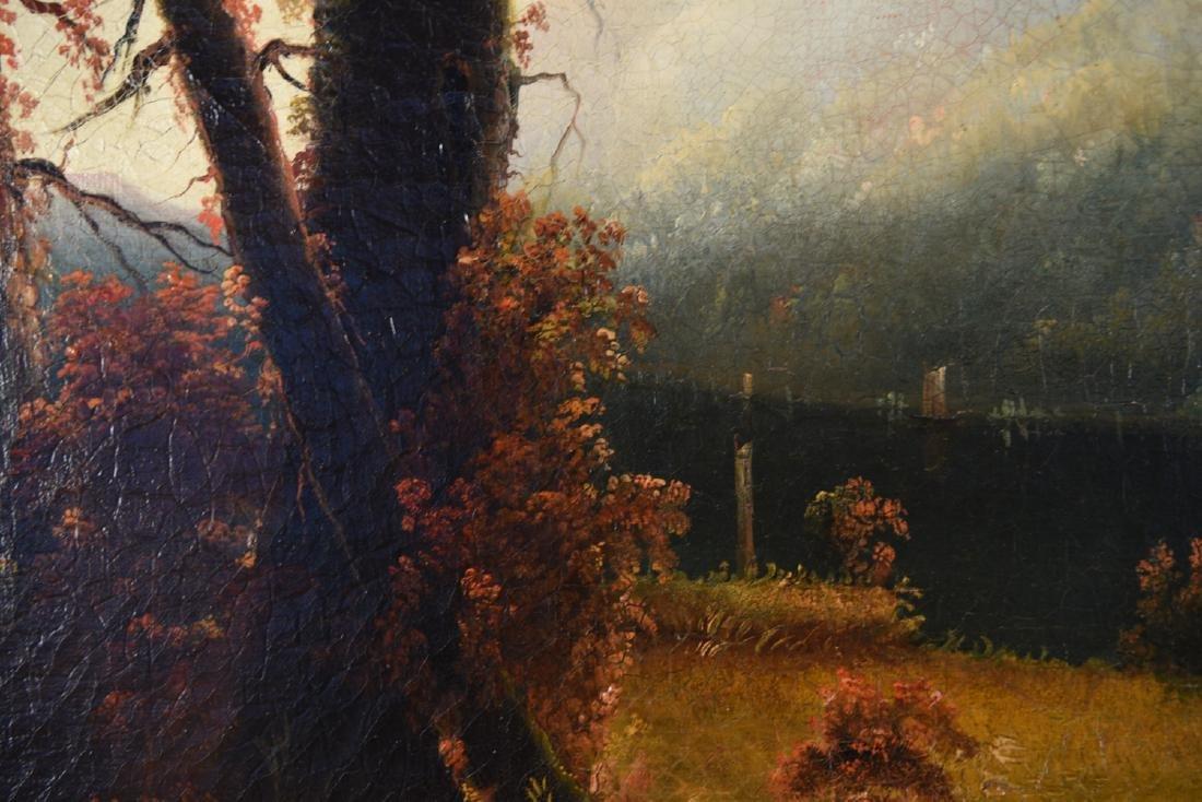 JOHN RUBENS SMITH (1775 - 1849) HUGE LANDSCAPE - 10