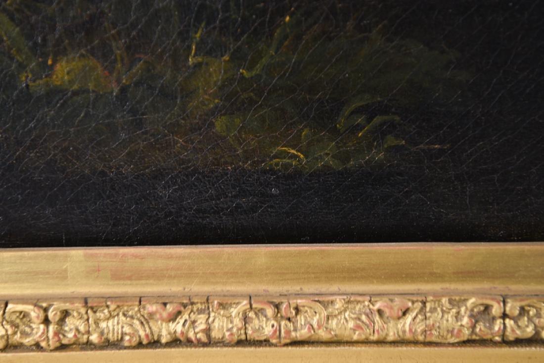 JOHN RUBENS SMITH (1775 - 1849) HUGE LANDSCAPE - 4