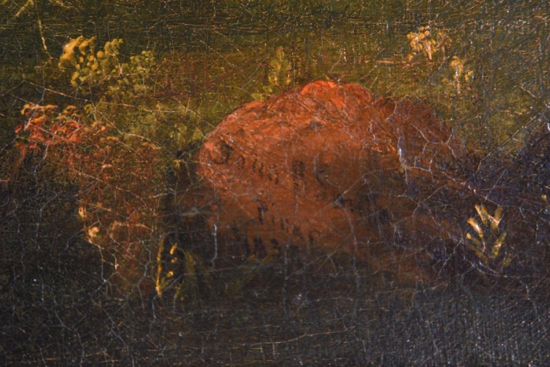 JOHN RUBENS SMITH (1775 - 1849) HUGE LANDSCAPE - 5