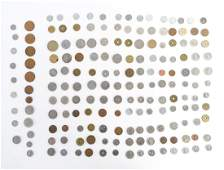 GROUPING OF VINTAGE FOREIGN CURRENCY
