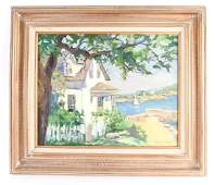 OIL ON CANVAS SIGNED SHARON CARSON