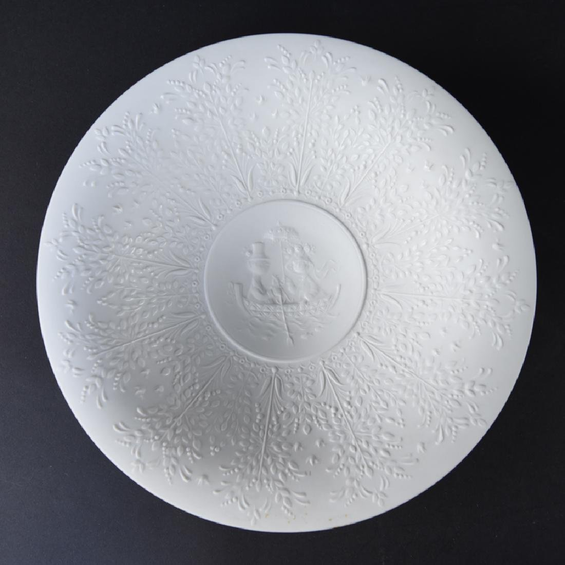 BJORN WIINBLAD FOR ROSENTHAL PORCELAIN BOWL