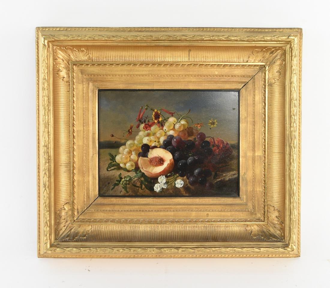 DAVID DE NOTER, BELGIAN (1818-1892) STILL LIFE