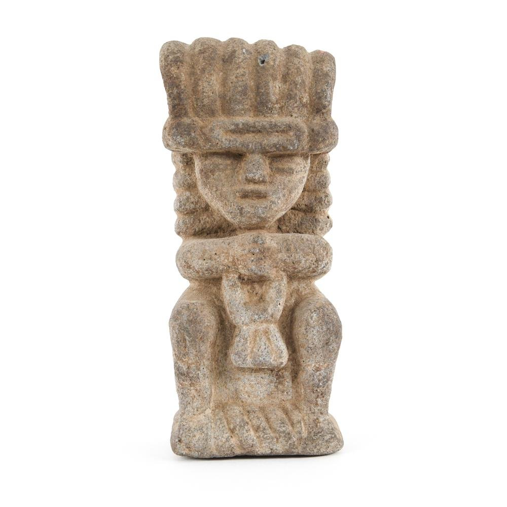 MAYAN STYLE STONE CARVING