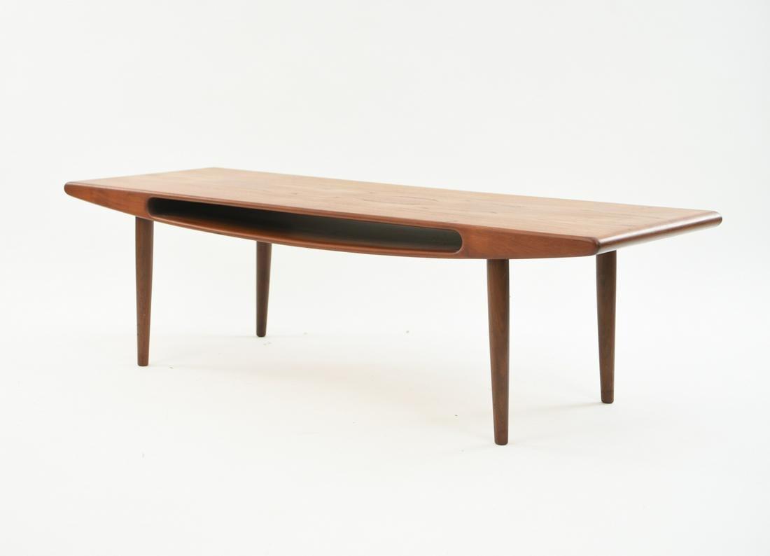 DANISH JOHS. ANDERSEN ASBJORN MOBLER COFFEE TABLE