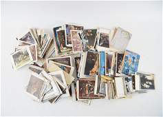 GROUPING OF VINTAGE ART & PAINTING POSTCARDS, ETC.