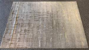 LARGE CONTEMPORARY AREA RUG