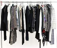 LARGE GROUPING OF LADIES CLOTHING
