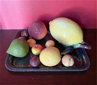 GROUPING OF STONE FRUIT