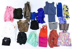 GROUPING OF LADIES DESIGNER CLOTHING