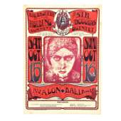 FD 301BIG BROTHER  HOLDING CO CONCERT POSTER