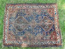 PERSIAN AFSHAR TRIBAL RUG