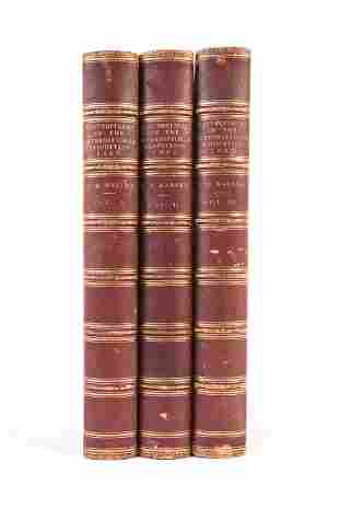 WARING 1ST EDITION INTERNATIONAL EXHIBITION 1862