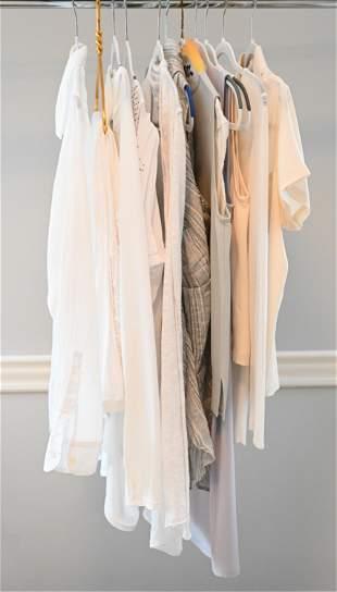 GROUPING OF DESIGNER CLOTHING