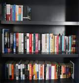 LARGE GROUPING OF SOFT COVER BOOKS