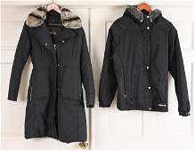 WOMEN'S POST CARD & KILLY WINTER COATS, SIZE M/L
