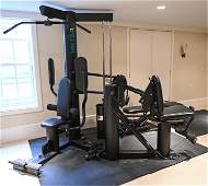 VECTRA ON-LINE 1850 HOME GYM EXERCISE MACHINE