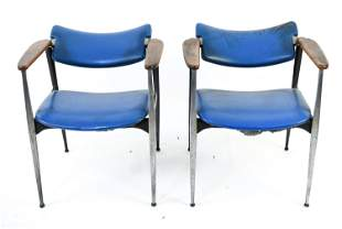 (2) DAN JOHNSON SHELBY WILLIAMS TILT BACK CHAIRS