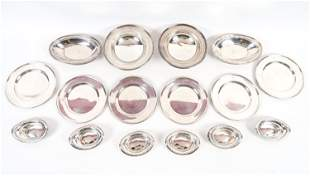 GROUPING OF TIFFANY & CO. STERLING SILVER