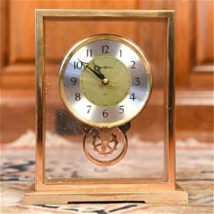 HOWARD MILLER PERPETUAL MOVEMENT CLOCK