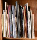 GROUPING OF SOFT COVER MUSEUM ART BOOKS