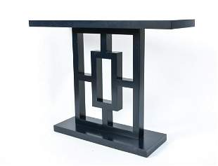 GLOBAL VIEWS TALL CONSOLE TABLE