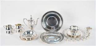 GROUPING OF STERLING SILVER INCL. GORHAM