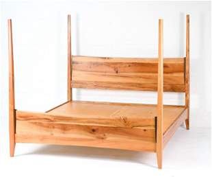 CITI JOINERY CRAFT DESIGN KING POSTER BED