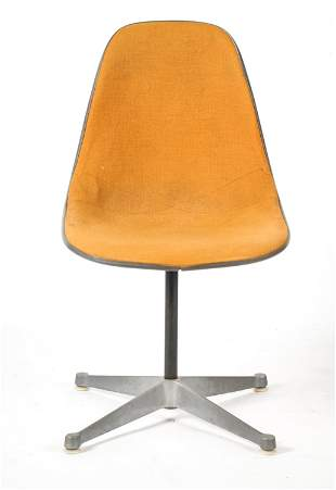 MID-CENTURY EAMES PSC SIDE CHAIR