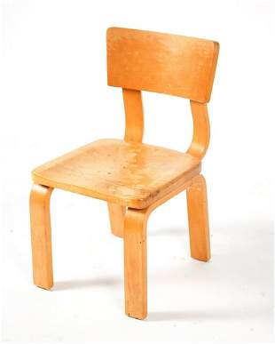 THONET BENTWOOD CHILD'S CHAIR