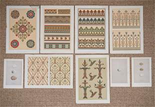 GROUPING OF ANTIQUE PRINTS