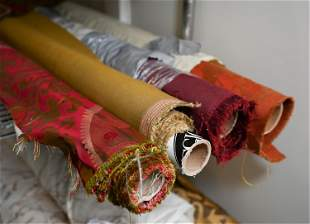 GROUPING OF FABRIC