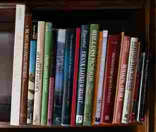 GROUPING OF ARCHITECTURAL BOOKS