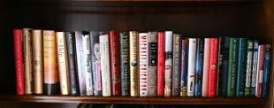 GROUPING OF FICTION BOOKS