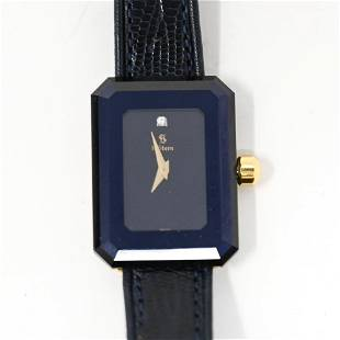 H. STERN SAPPHIRE COLLECTION WATCH