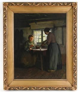 CHARLES WALTENSPERGER, MI/ NETHERLANDS (1870-1931)