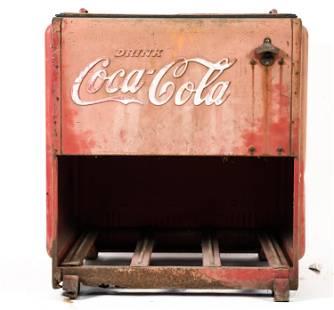 1938 COCA COLA COOLER