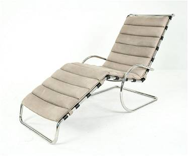 MIES VAN DER ROHE FOR KNOLL INTERNATIONAL CHAISE