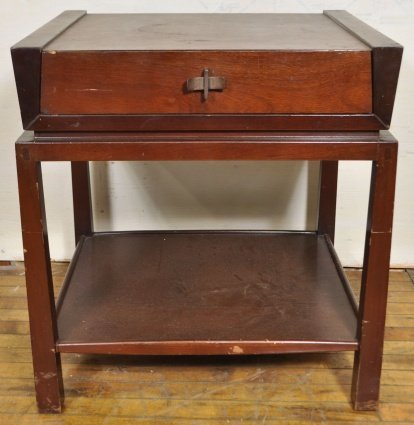 16: EDMUND SPENCE END TABLE
