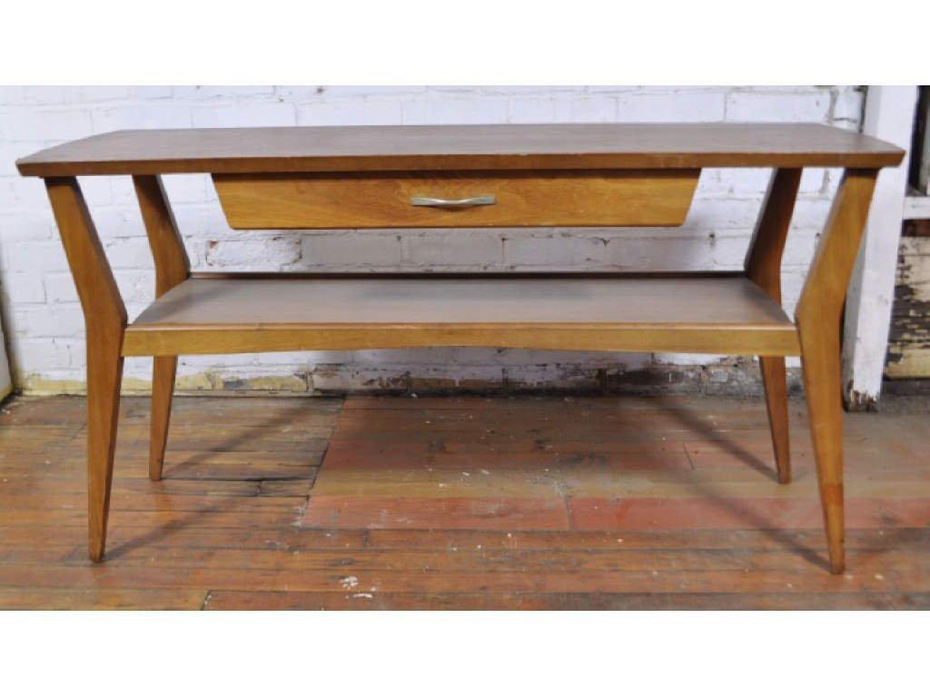 mersman midcentury sofa table -  mersman midcentury sofa table