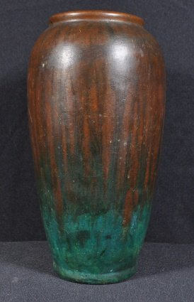 C. 1925 CHARLES CLEWELL ARTS & CRAFTS VASE