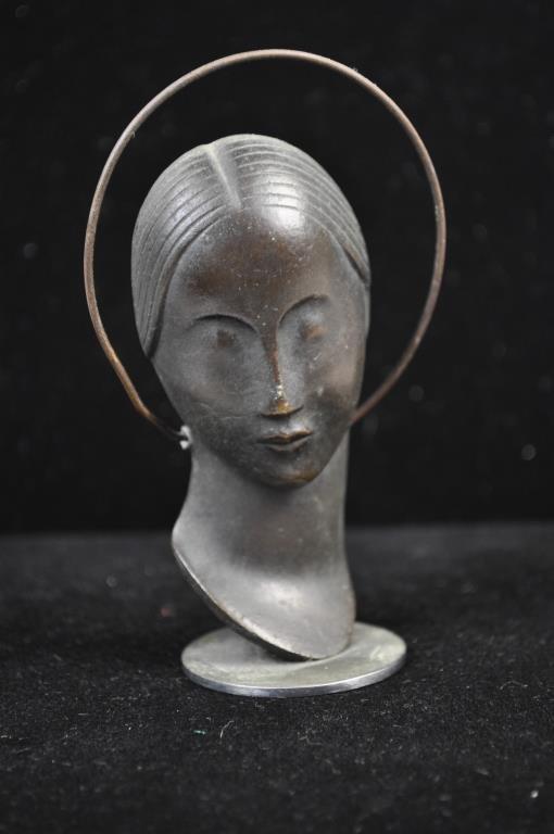 RENA ROSENTHAL (1880 -1966) HAGENAUER BRONZE