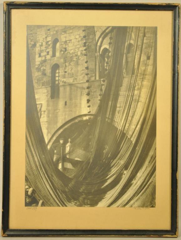 ARNOLD GETHE (GERMAN / AMERICAN 1869 -1942) PHOTO